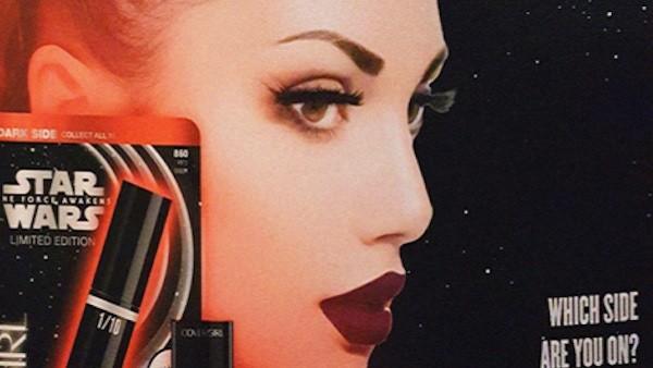 CoverGirl lanzará línea de cosméticos inspirada en 'Star Wars