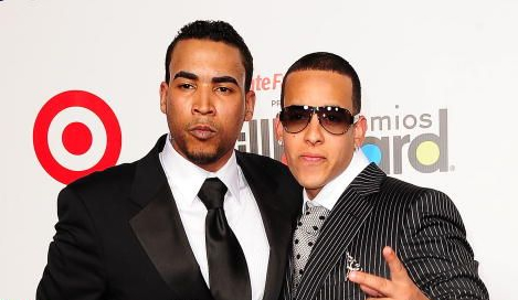 Daddy Yankee y Don Omar se enfrentarán en nueva gira