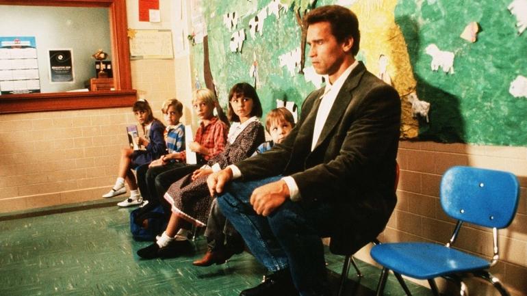 """Arnold Schwarzenegger No Volverá A La Segunda Parte De """"Kindergarten Cop"""""""