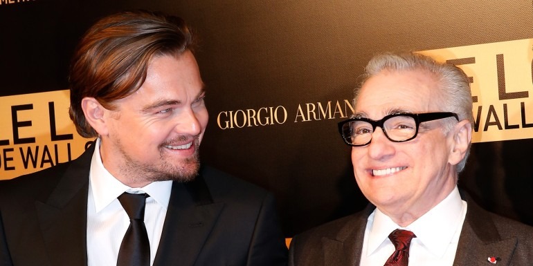 Leonardo DiCaprio será asesino serial en nueva película de Scorsese
